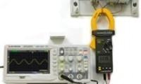 Использование токовых клещей Актаком АТК-2250 совместно с осциллографом или внешним мультиметром