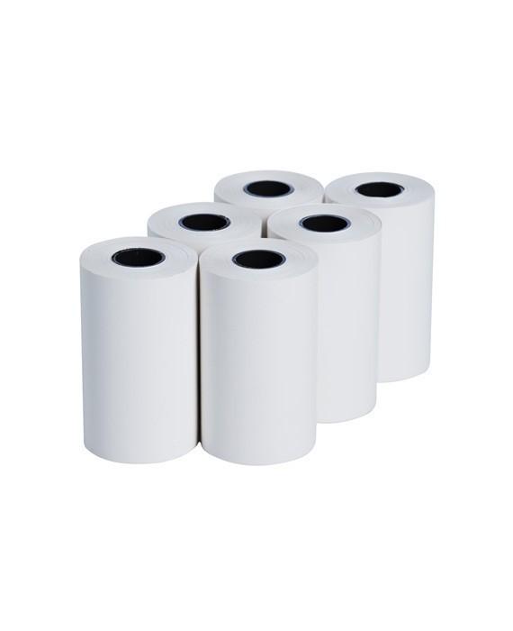 0554 0568 Запасная термобумага для принтера (6 рулонов)