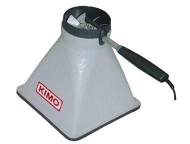 К85 - Воронка объёмного расхода для зонда-крыльчатки диаметром 100 мм. (размеры: 350 х 350 мм.)
