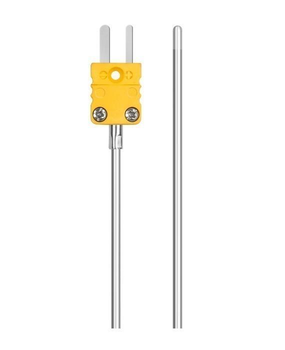 0602 5693 Погружной измерительный наконечник, гибкий, т/п типа К