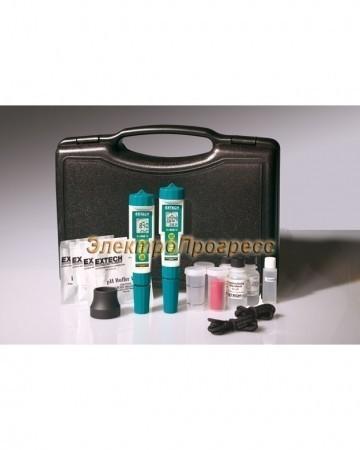 Extech DO610 - Комплект для определения проводимости/рН/содержания растворенного кислорода ExStik®II