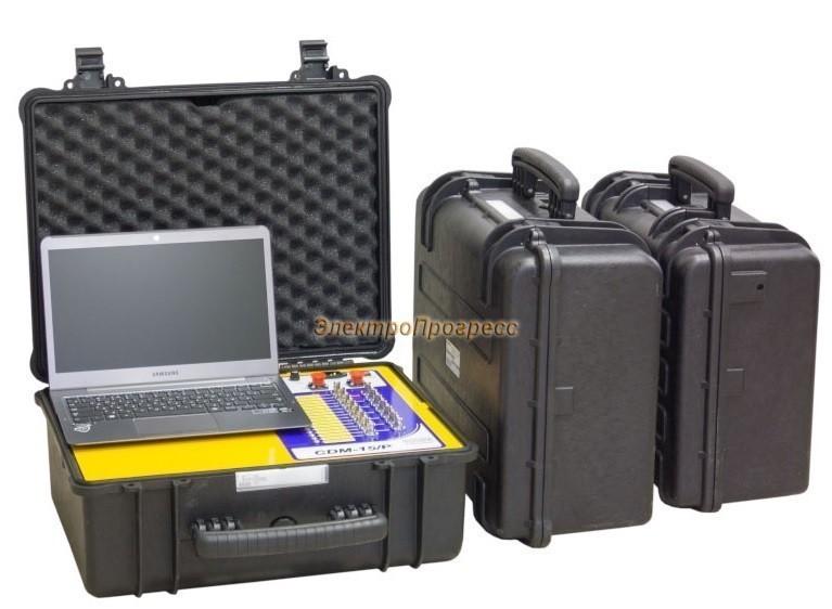 CDM-15/Р - система периодического мониторинга состояния изоляции кабельных линий 6-10 кВ