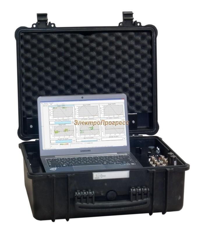 PD-Analyzer HF/UHF - универсальный прибор для регистрации и анализа частичных разрядов