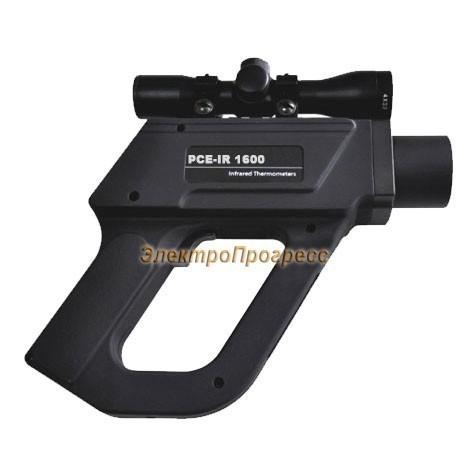Пирометр высокого разрешения PCE-IR 1600