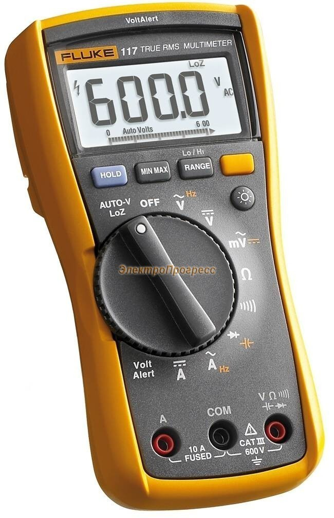 Fluke 115 - мультиметр цифровой
