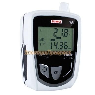Беспроводные регистраторы температуры KT 110 RF (класс 110)