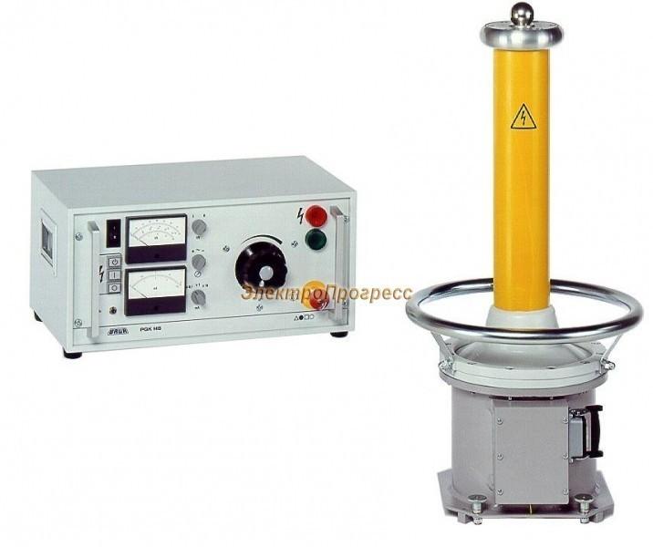 PGK 110 HB - высоковольтная испытательная установка