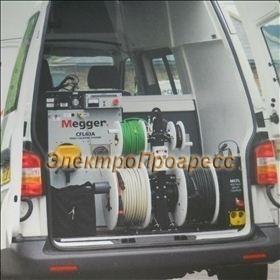 CFL 40 A Система определения повреждений кабелей