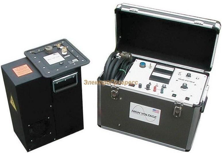 Hipot AC 50/100 Высоковольтные испытательные установки переменного тока