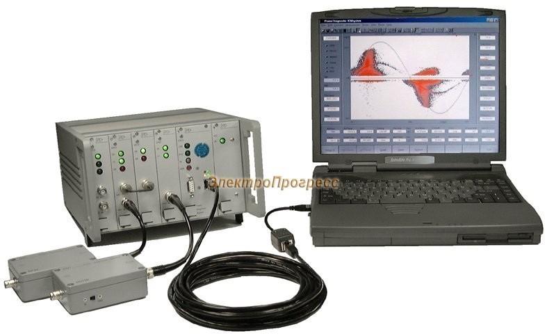 ICMsystem - цифровой детектор частичных разрядов