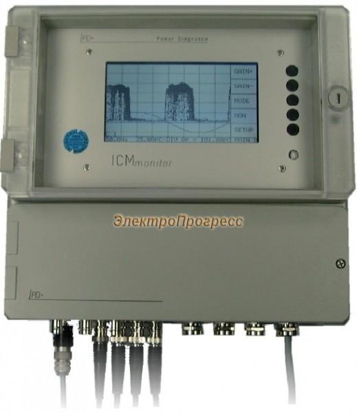 ICMmonitor - инструмент для непрерывного on-line мониторинга разрядных процессов