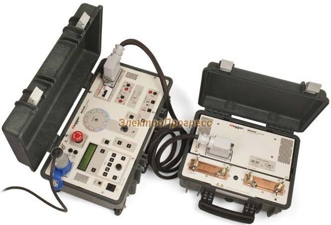 INGVAR Система испытаний первичным током