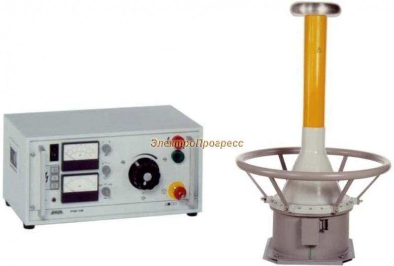 PGK 260 HB - высоковольтная испытательная установка