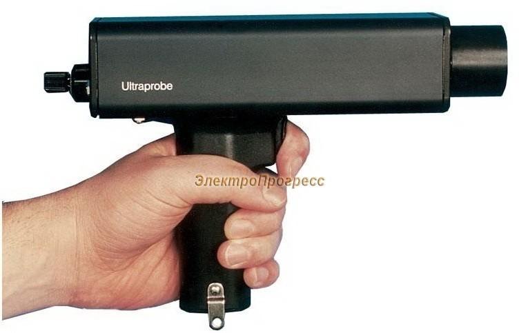 Аналоговая ультразвуковая система технического контроля ULTRAPROBE 550