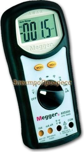 Цифровой мультиметр AVO 300
