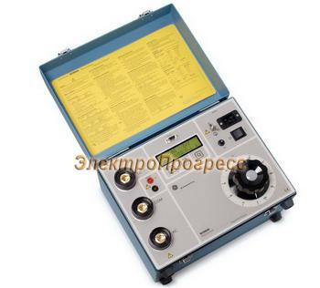 Микроомметр MOM 690