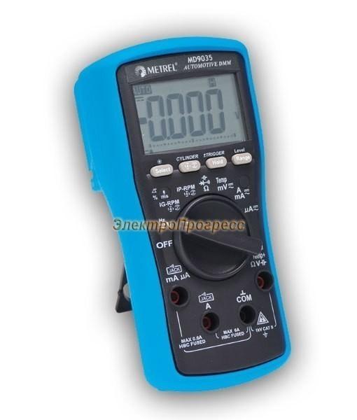 MD 9035 цифровой мультиметр