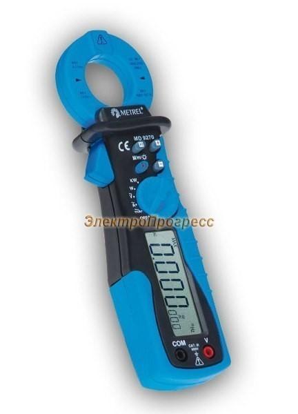 MD 9270 клещи для измерения токов утечки с функцией измерения мощности