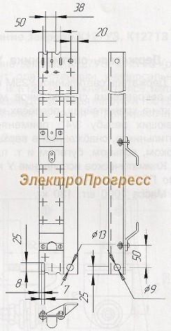 Стойка универсальная К120
