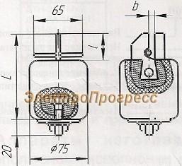 Троллеедержатели У1246, У1247