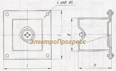 Коробки У994 - У996, У994М - У996М