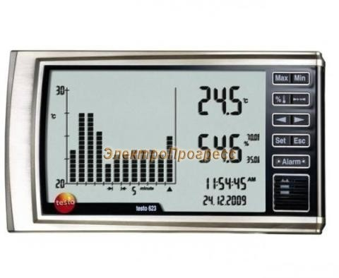 Testo 623 (0560 6230) - термогигрометр