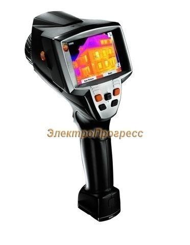 Testo 880-1 - базовый тепловизор