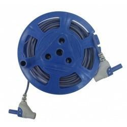 Катушка с синим проводом 10м. РЛПА.685442.004-01
