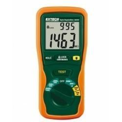 Extech 380260 - Цифровой мегомметр с автоматическим переключением диапазонов измерений