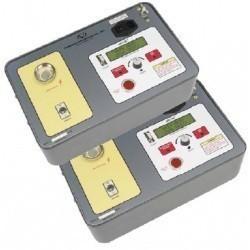 WRM-10P (10А) специализированный измеритель сопротивления обмоток трансформаторов с принтером