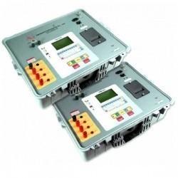 TRM-403 - специализированный измеритель сопротивления обмоток трансформаторов, измерение 6 обмоток одновременно