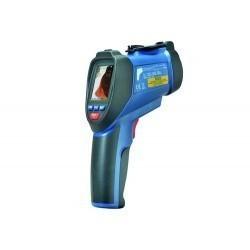 DT-9860 - профессиональный пирометр со встроенной камерой