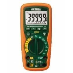 Extech EX530 - Промышленный мультиметр TRUE RMS (разрядность 40000) для работы в тяжелых условиях + измерение температуры
