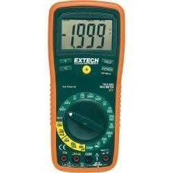 Extech EX411 - Цифровой мультиметр TRUE RMS с функцией переключения диапазонов измерений вручную