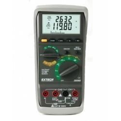 Extech 380900 - Двухканальный True RMS мультиметр с регистрацией данных