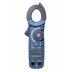 DT-351 - профессиональные токовые клещи для измерения постоянного и переменного тока