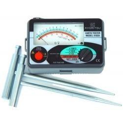 KEW 4102A - аналоговый измеритель сопротивления заземления