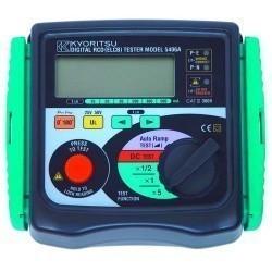 KEW 5406A - измеритель параметров устройств защитного отключения