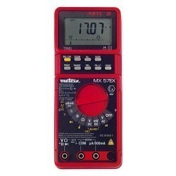 MX57Ex - аппарат для измерений в сложных условиях + взрывобезопасный