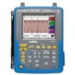 OX7102B-CSD осциллограф индустриальный портативный