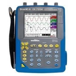 OX7204B-CSD осциллограф индустриальный портативный