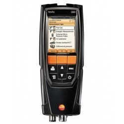 Комплект Testo 320 (0563 3222) без H2-компенсации