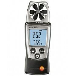 Testo 410-1 (0560 4101)  - анемометр с крыльчаткой, со встроенным NTC сенсором измерения температуры воздуха