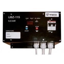УБЗ-115 - универсальный блок защиты однофазных асинхронных электродвигателей