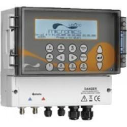 Ultraflo U3000/U4000 - накладные расходомеры  для простых и точных измерений расхода с внешней стороны трубы