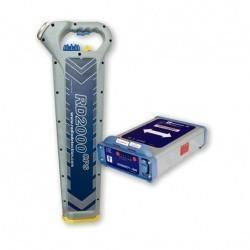 RD2000CPS трассопоисковый комплект, с генератором T1, сумкой (функция StrikeAlert)