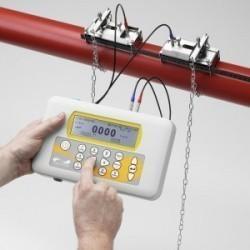 Portaflow 220B - портативный расходомер жидкости без врезки в трубопровод