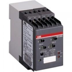 ABB CM-LWN Реле контроля нагрузки двигателя (cosФ) 0.05-5А, питание 220-240В АС, 2ПК
