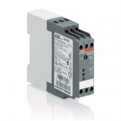 ABB CM-MSS Термисторное реле защиты двигателя с контролем КЗ, 24-240 В AC/DC, 2ПК