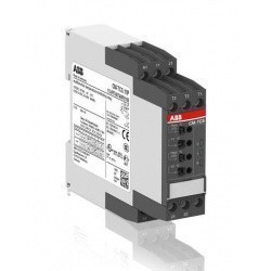 ABB CM-TCS.12 Реле контроля температуры Uпит=24-240В AC/DC, 0...+100 С